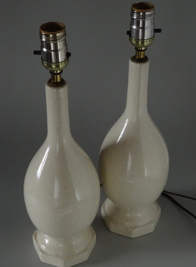 Mid Century Modern Design Phil Mar Pottery Table Lamp P - 2
