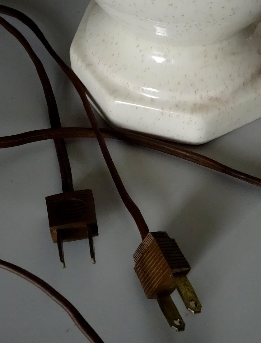 Mid Century Modern Design Phil Mar Pottery Table Lamp P - 6