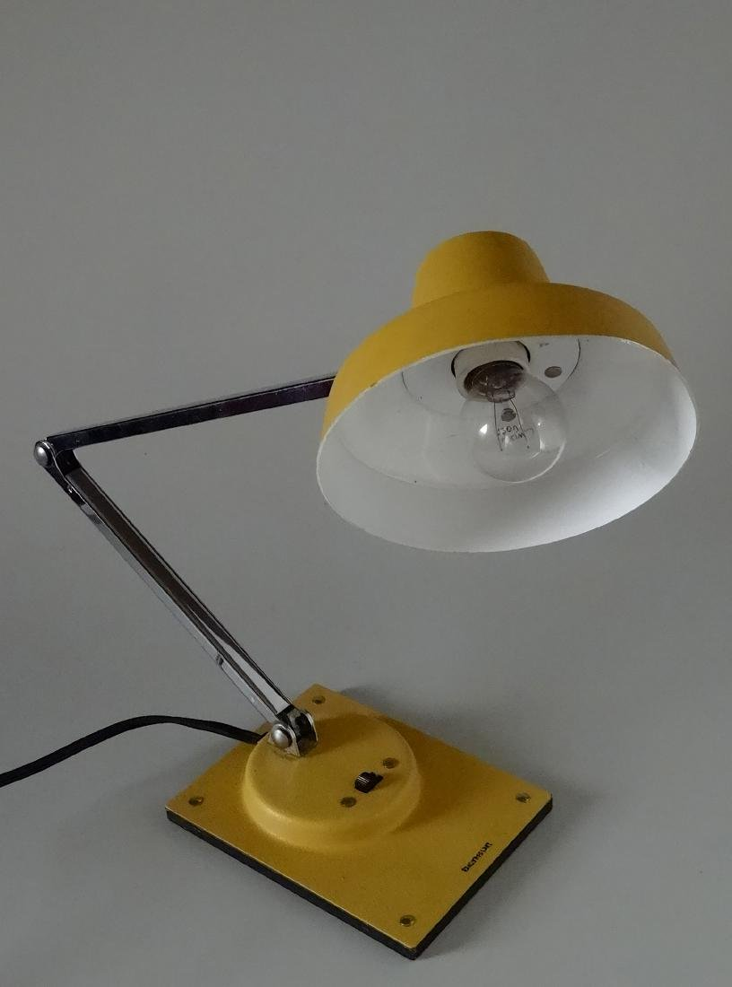 Iconic Tenson Mid Century Desk Lamp All Original