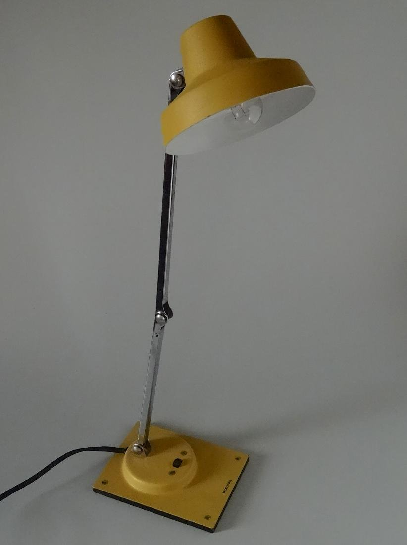 Iconic Tenson Mid Century Desk Lamp All Original - 2