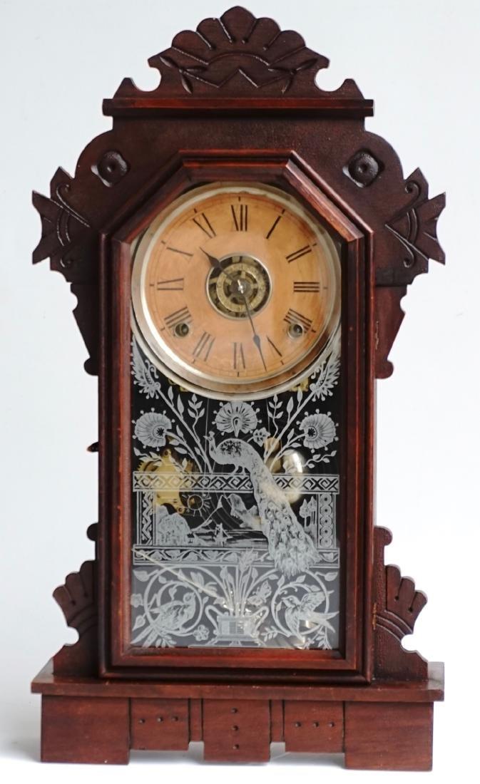 Sessions Eastlake Mantle Shelf Kitchen Alarm Clock