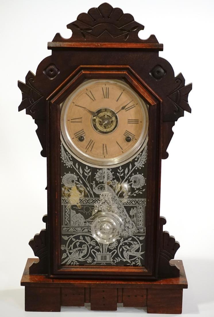 Sessions Eastlake Mantle Shelf Kitchen Alarm Clock - 2