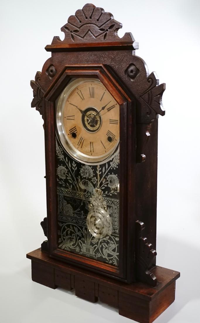 Sessions Eastlake Mantle Shelf Kitchen Alarm Clock - 3
