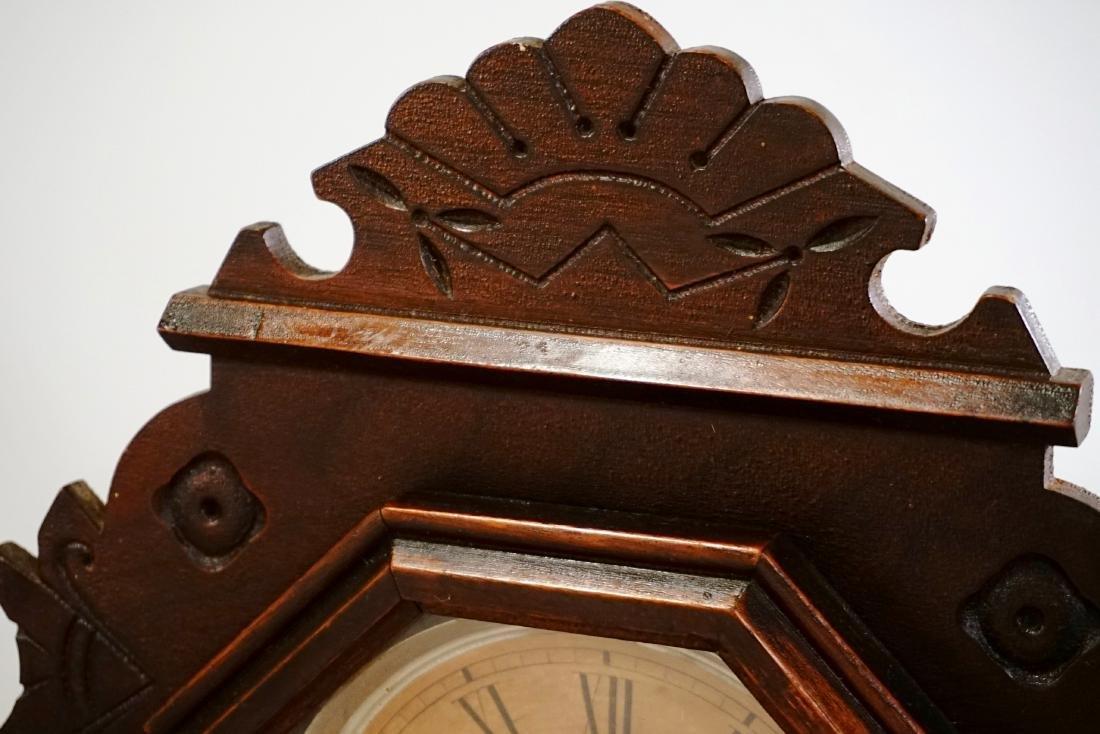 Sessions Eastlake Mantle Shelf Kitchen Alarm Clock - 4