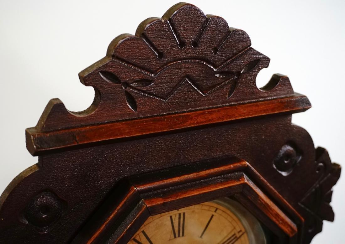 Sessions Eastlake Mantle Shelf Kitchen Alarm Clock - 5