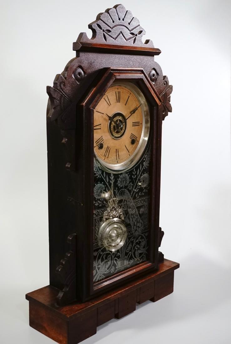 Sessions Eastlake Mantle Shelf Kitchen Alarm Clock - 7