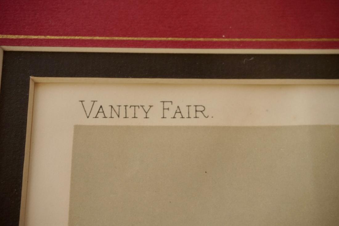 Vanity Fair Portrait Print Sultan of Johor Sir Abu - 4