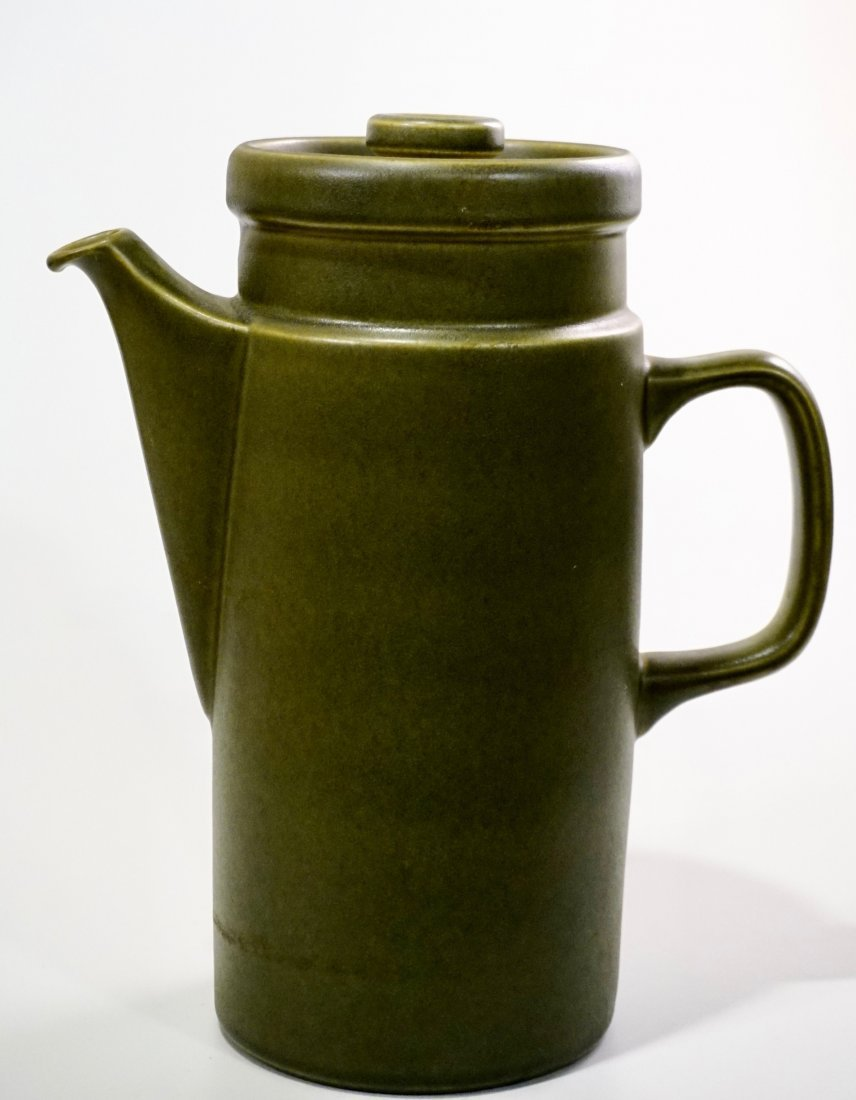 Wedgwood Greenwood Earthware Oven to Table Coffee Pot