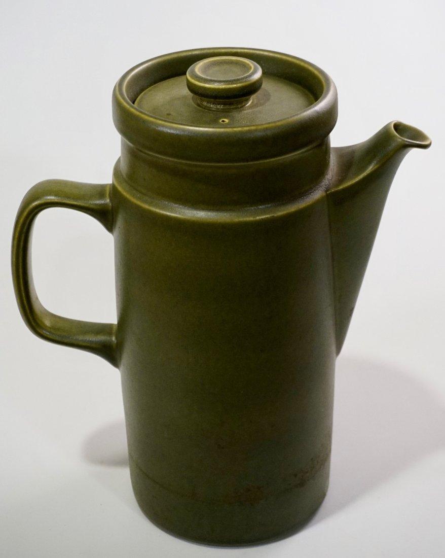 Wedgwood Greenwood Earthware Oven to Table Coffee Pot - 3