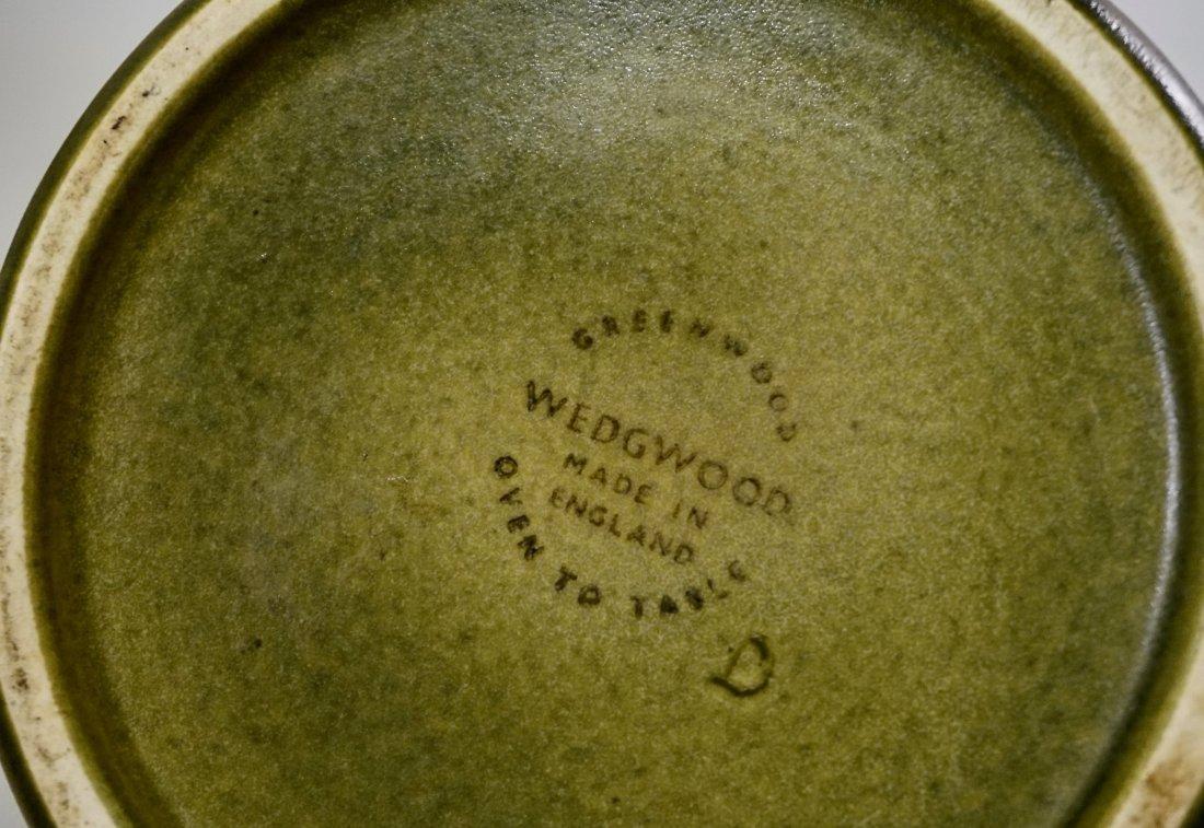 Wedgwood Greenwood Earthware Oven to Table Coffee Pot - 7