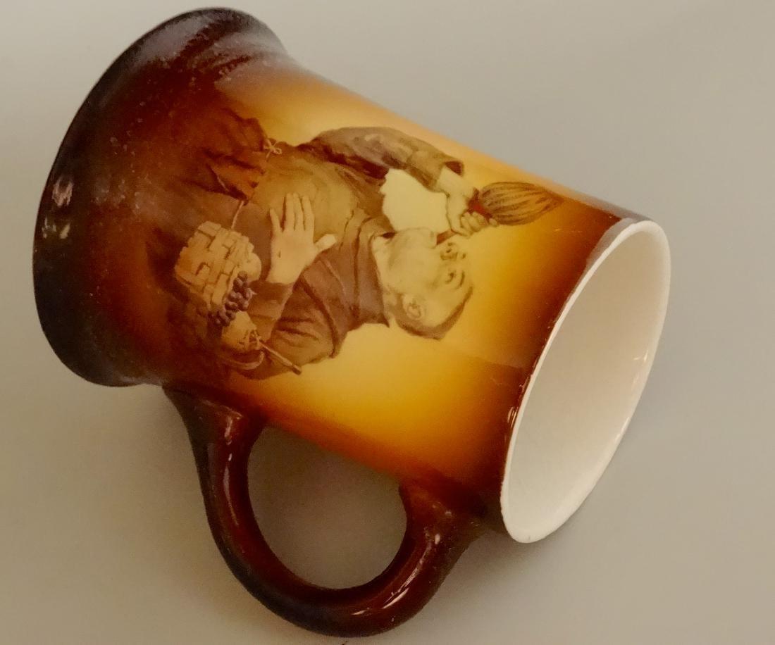 Vintage Monk Wine Mug Beer Stein Warwick Ioga China - 3