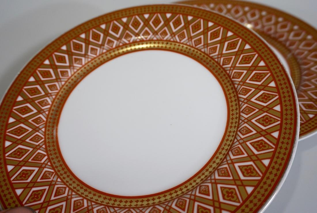 Villeroy Boch Fitz Floyd Plate Collection Lot of 5 - 7
