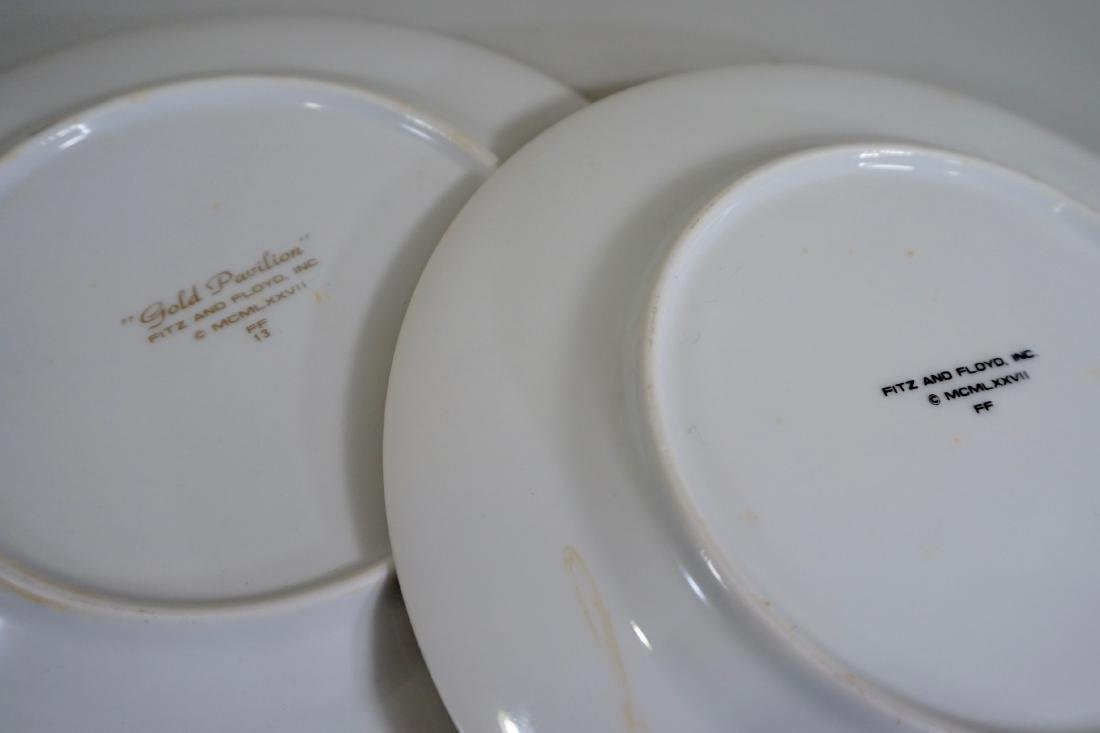 Villeroy Boch Fitz Floyd Plate Collection Lot of 5 - 8