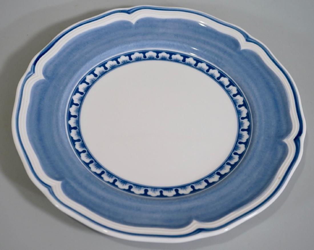 Villeroy Boch Fitz Floyd Plate Collection Lot of 5 - 9