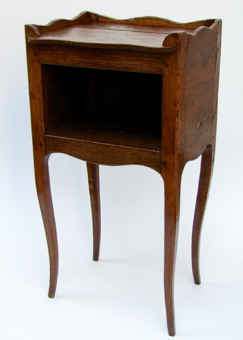 18th Century French Provincial Signed Louis XV Oak - 3