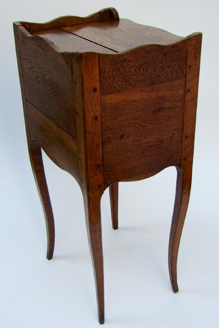 18th Century French Provincial Signed Louis XV Oak - 7