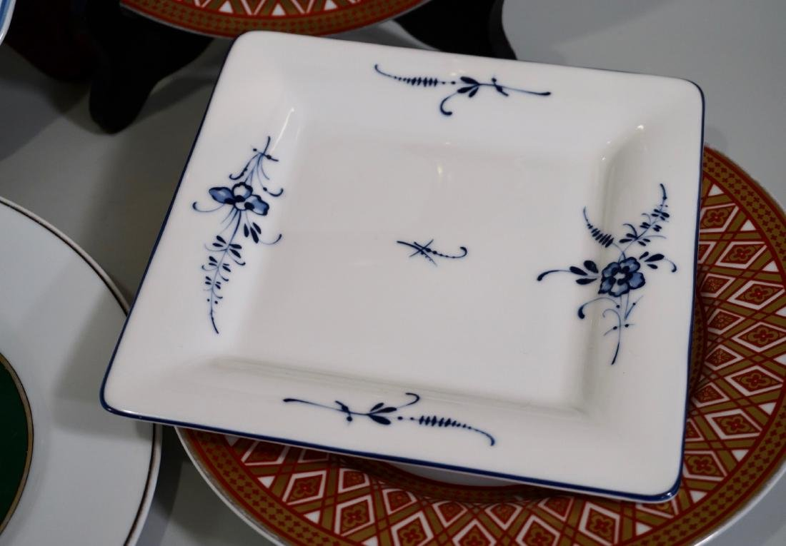 Villeroy Boch Fitz Floyd Plate Collection Lot of 5 - 2