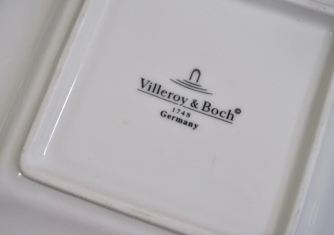 Villeroy Boch Fitz Floyd Plate Collection Lot of 5 - 3
