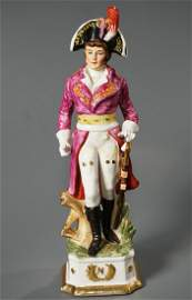 Capodimonte Lannes Napoleon Figurine