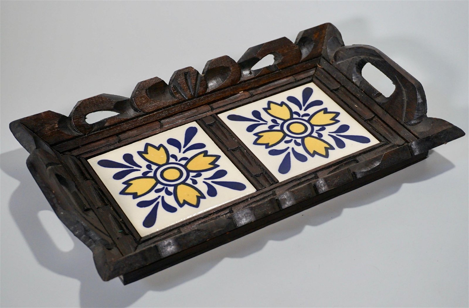 Mexican Tile Tray