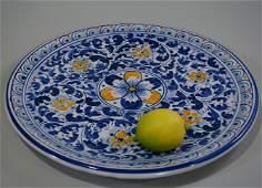 Futura Caltagirone Hand Painted Italian Ceramic Wall