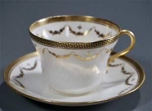 Paragon China Tea Cup Saucer Set