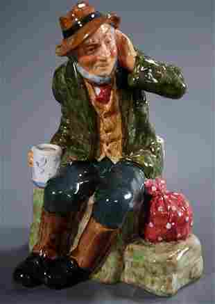 Owd Willum Royal Doulton Figurine HN2042 by L.