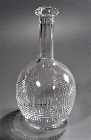 Baccarat Crystal Nancy Decanter