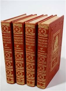 Vintage Hardcover Books Journeys Through Bookland 4