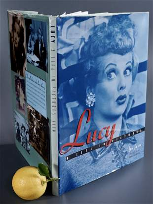 Lucy A Life in Pictures Book by Tim Frew