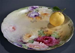 Jean Pouyat Limoges French Porcelain Hand Painted