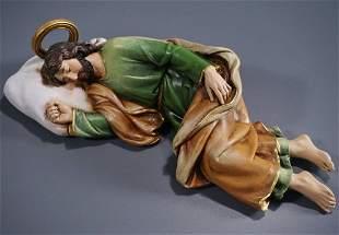 St.Joseph Sleeping Saint Figurine
