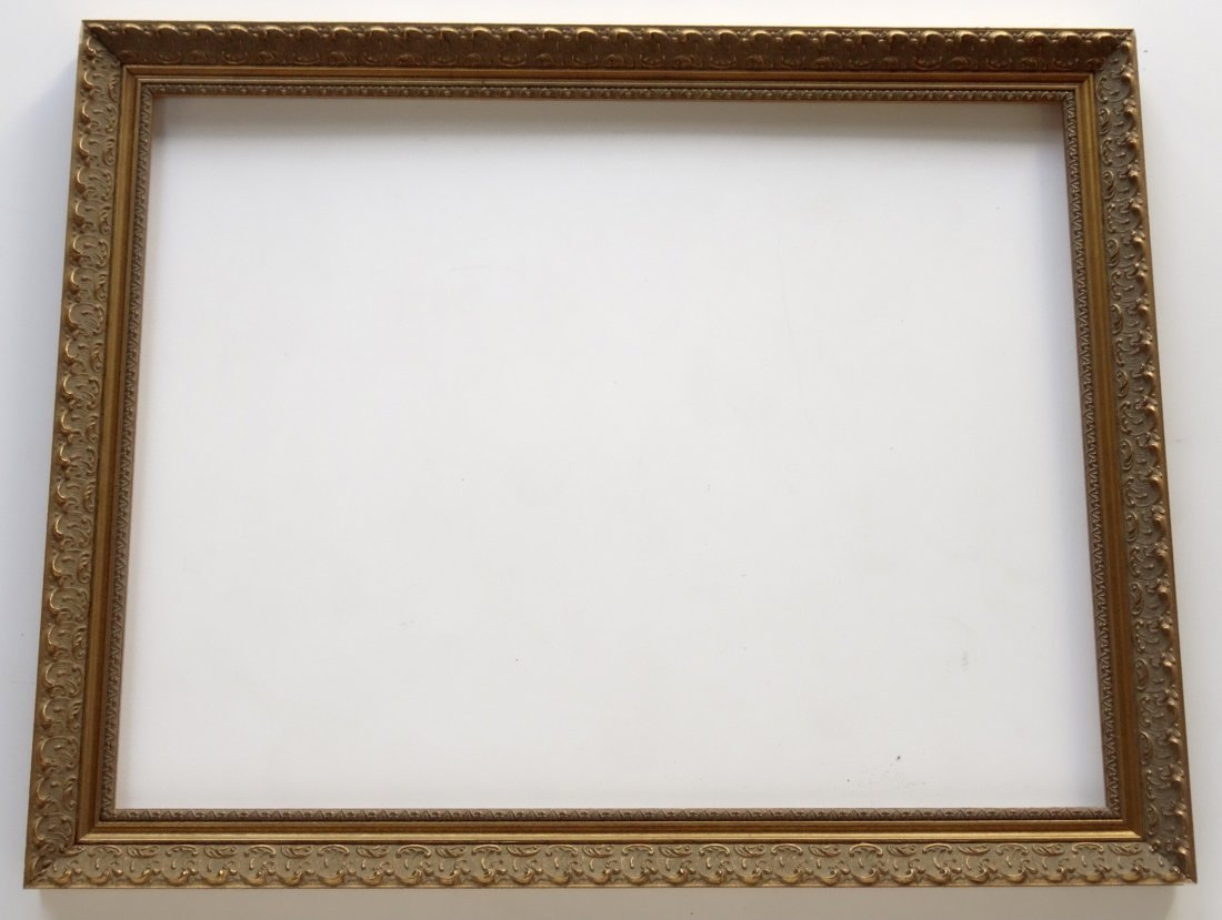 Ornate Gold Picture Frame 20x26 inches