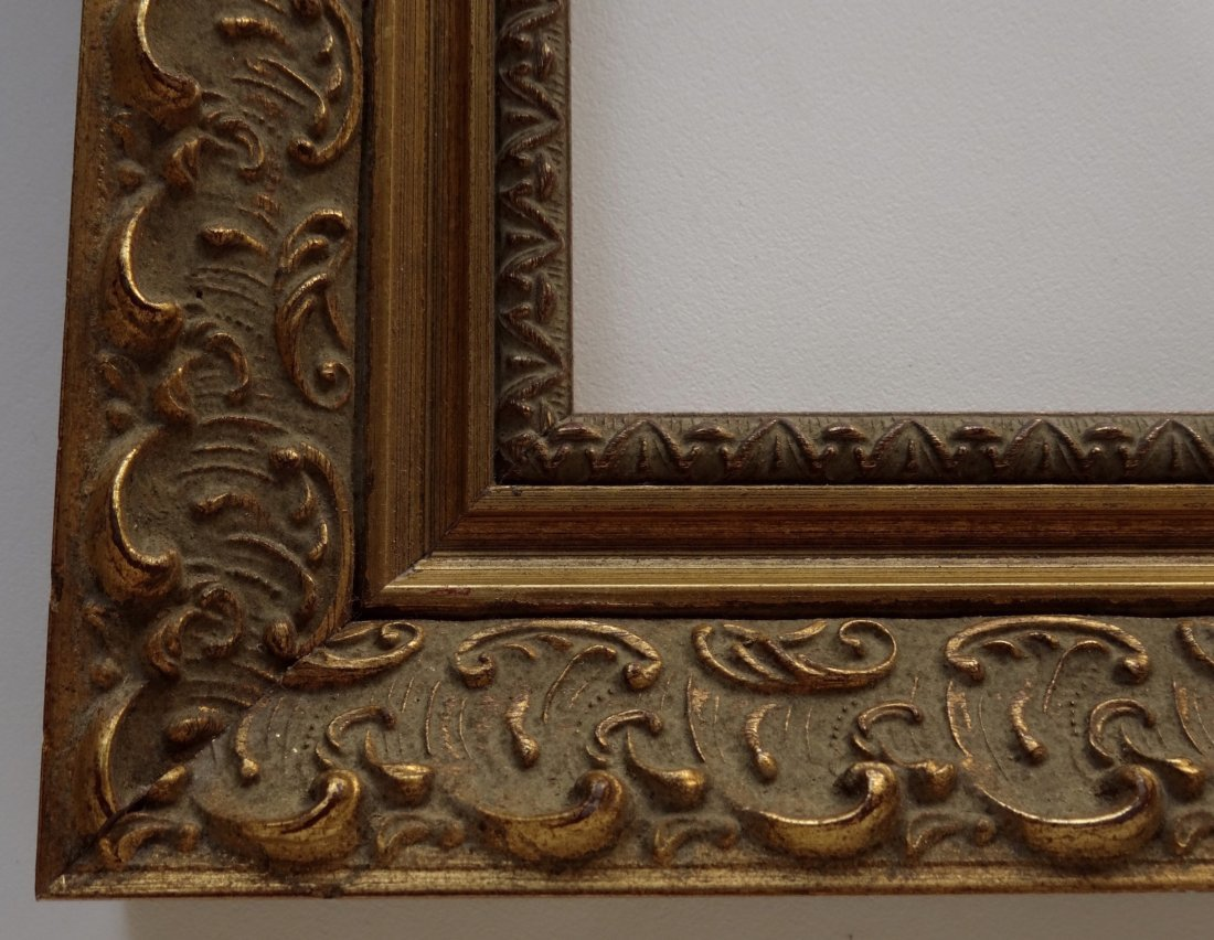 Ornate Gold Picture Frame 20x26 inches - 2