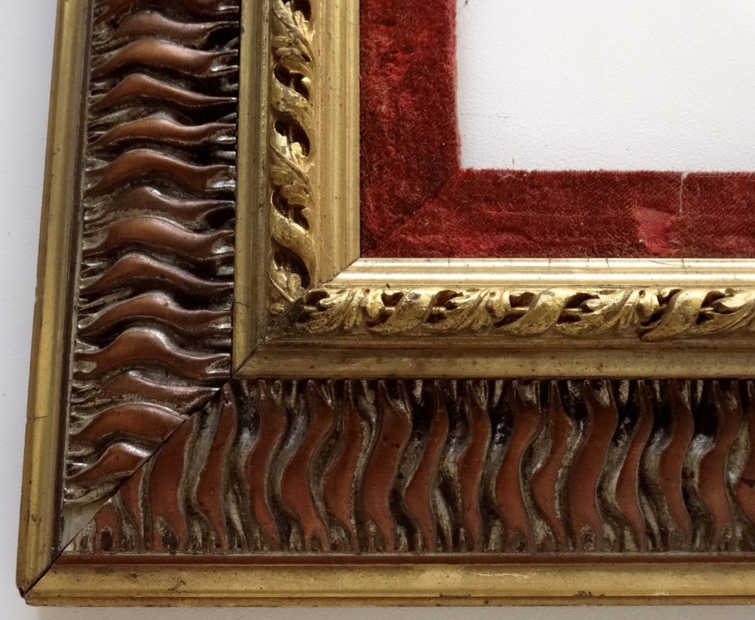 Ornate Gold Picture Frame 20x26 inches - 3