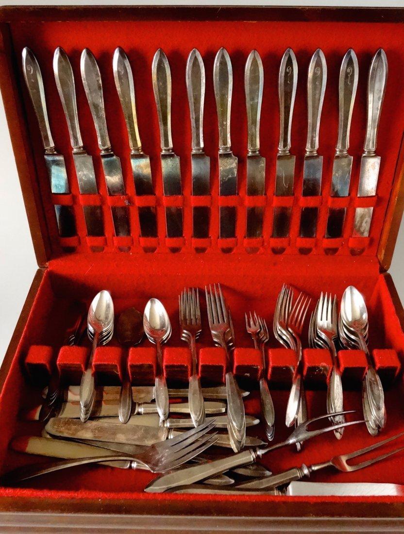 Forks Knives Serving 70 Pieces Community Flatware