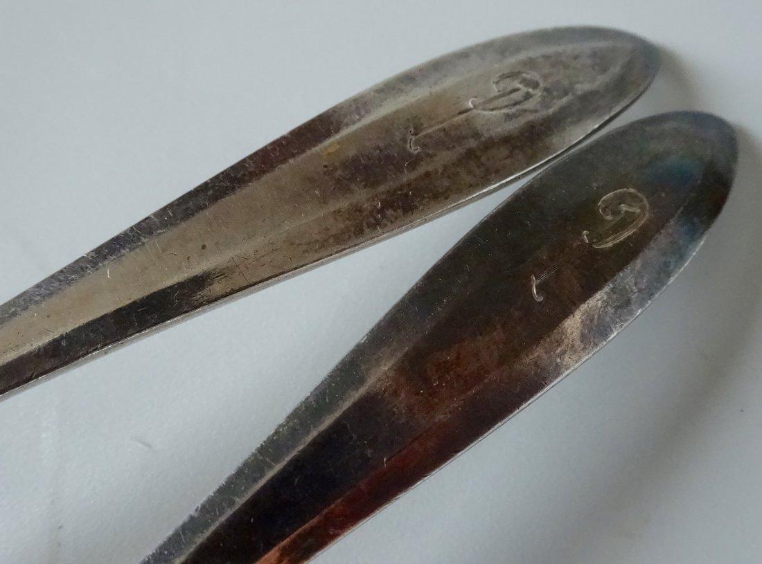Forks Knives Serving 70 Pieces Community Flatware - 6