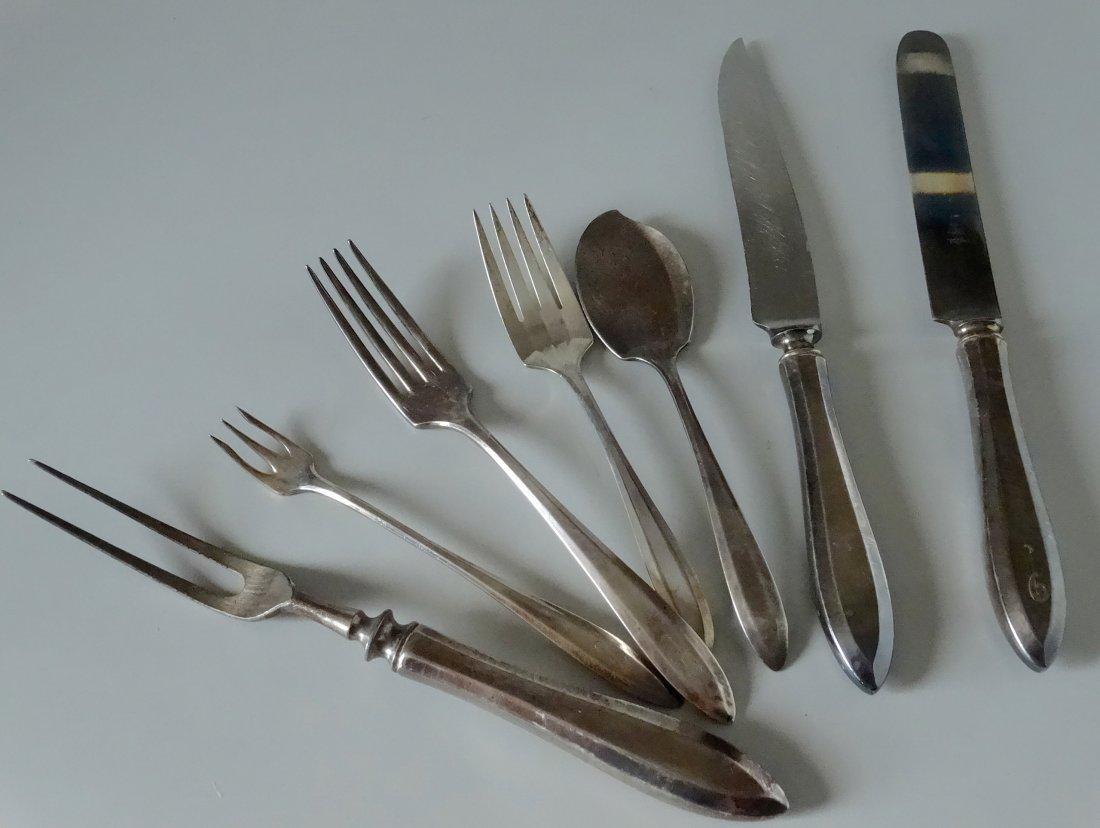 Forks Knives Serving 70 Pieces Community Flatware - 8