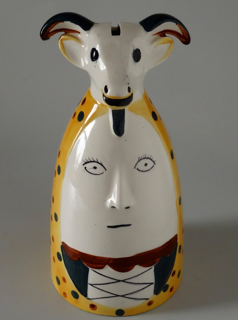 Whimsical Fred Roberts Co San Francisco Vintage Mid