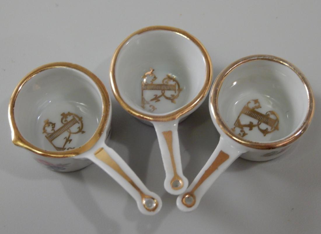 Vintage Limoges Porcelain Lasserre Paris Restaurant - 2