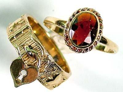 17: Ladies' rings