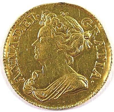 499: Anne guinea, 1714
