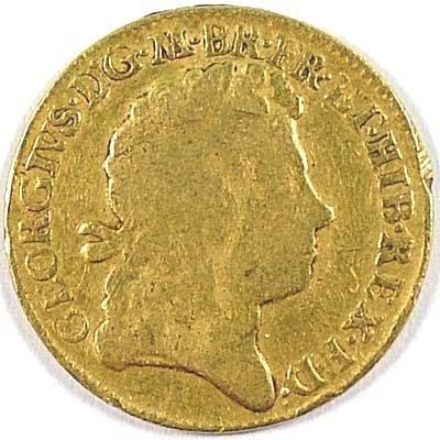500: George I guinea, 1716