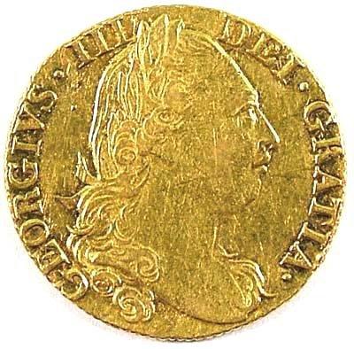 503: George III guinea, 1777