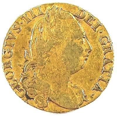 504: George III guinea, 1777