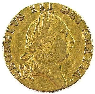 505: George III guinea, 1788