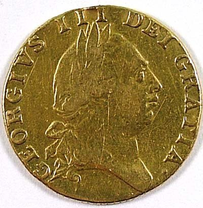 506: George III guinea, 1788