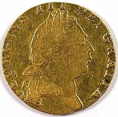 509: George III guinea, 1798