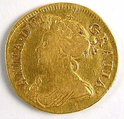 527: Anne guinea, 1714