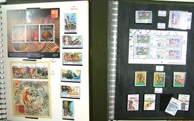 953: New Zealand, collection